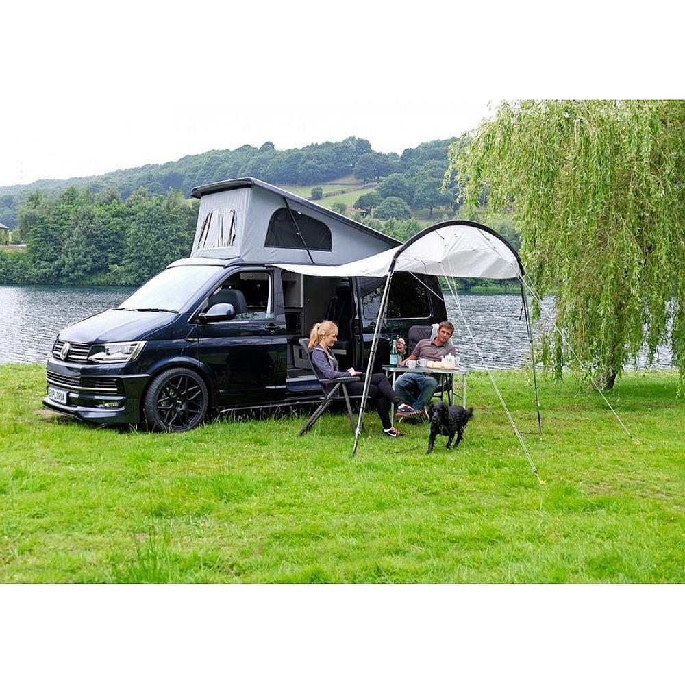 Details zu Vango 10m Sonnendach Markise für Campervans, Wohnmobile &  Wohnwagen