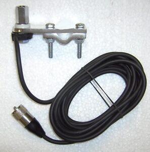 CB-Radio-Antenna-Mirror-Arm-Mounting-Bracket-3M-RG58-amp-PL259