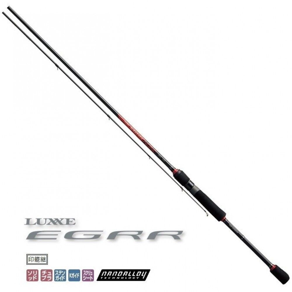 Gamakatsu Rod Luxxe EGRR  S82M From Stylish Anglers Japan