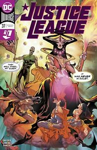 Justice League Dark #11 Choice of Main or Clayton Crain Variant Cover NM