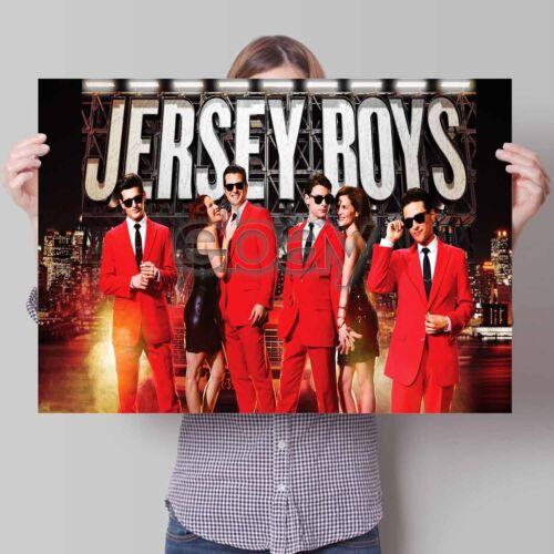 Jersey Boys New Custom Personalized Art Print Poster Wall Decor