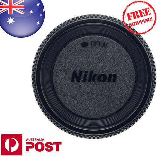 Nikon BF-1B SLR Body Cap - For Nikon Digital DSLRs AND Film Camera Bodies! Z016B