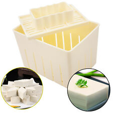 Washable Water Tofu Pressing Mold Food Cheese Maker Kitchen Tools Plastic