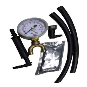 Essais de jauge de pression d'essai de testeur d'injecteur de pompe d'injection