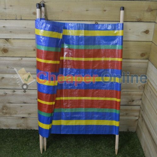 15 Ft Wide Picnics 455 cm 8 Pole Windbreak Great For The Beach Camping