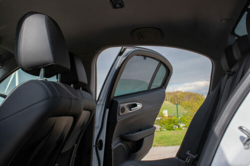 Blenden 2-teilig hintere Türen 2013 Sonnenschutz für Peugeot 308 Kombi ab  BJ