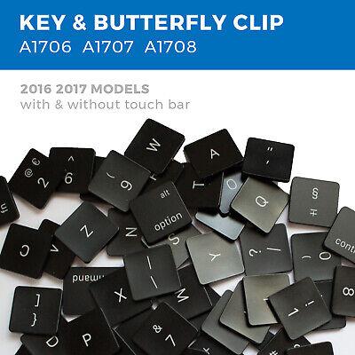 Office Equipment Macbook Pro Key W/ Butterfly Clip Replacement For 2016 2017 A1706 A1707 A1708 Office Equipment & Supplies