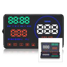 Head-up-Display zum Nachrüsten per OBD2 - TiProHUD-M9 - mit Aufsteck-Display