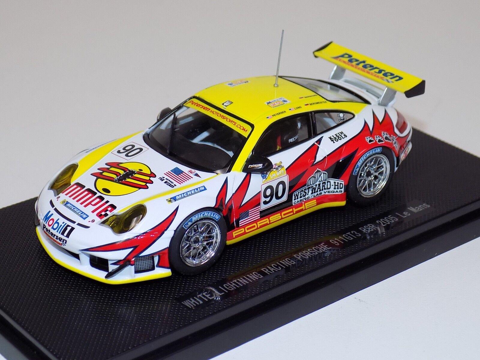 Ebbro Porsche 911 GT3 RSR   24 Hours of LeMans 2005   777