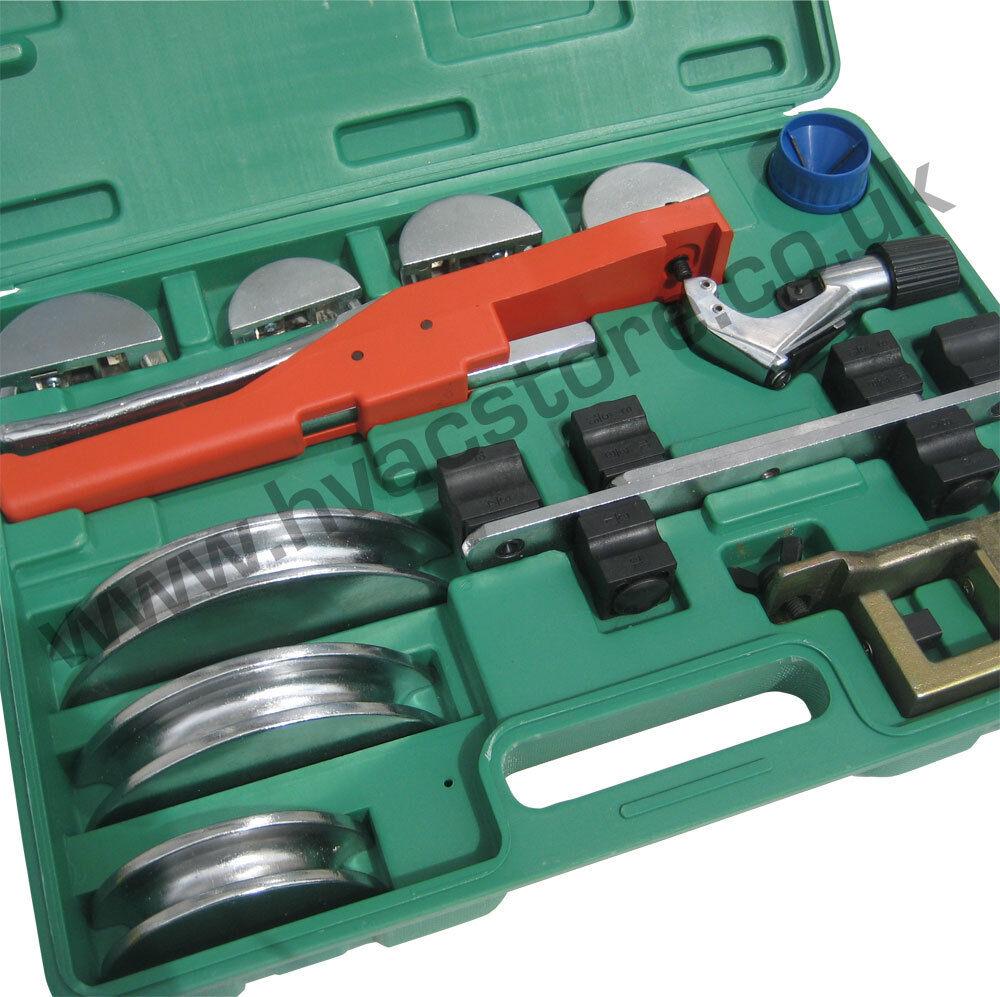 Soft tube tube tube en cuivre bender kit-ratchet style 055968