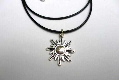 Estrella sol en remolques banda 2,5 cm Solar remolque collar collar Luna