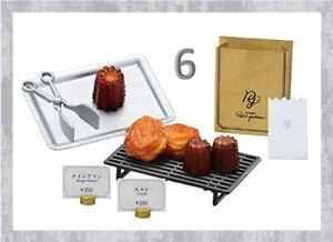 Re-ment Miniature 700YEN Patisserie Petit gateau Dessert Cake shop rement set 7