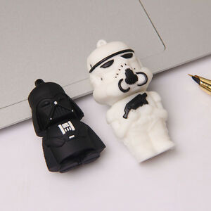 star wars stormtroopers darth vader usb 2 0 flash drive. Black Bedroom Furniture Sets. Home Design Ideas