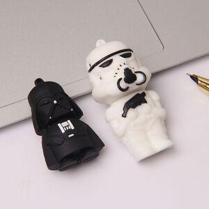 star wars stormtroopers darth vader usb 2 0 flash drive. Black Bedroom Furniture Sets. Home Design Ideas