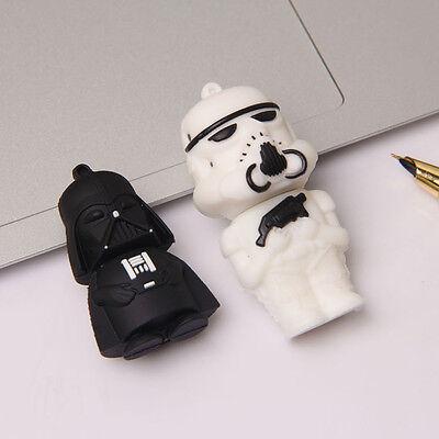 Star Wars Stormtroopers, Darth Vader USB 2.0 Flash Drive / Memory Stick
