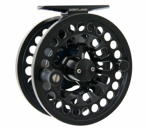 Cortland Desire Trout Salmon Bass Wide Fly Fishing Reel 3  4 5 6 7 8 9 10 wt  discounts and more