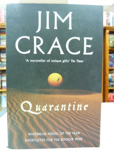 1 of 1 - Quarantine by Jim Crace (Paperback, 2010)