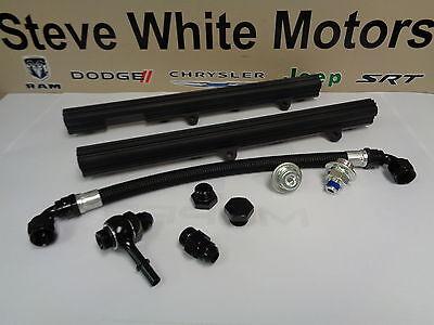 BBK 5019 High-Flow Rail Kit for Dodge 5.7//6.1L Hemi