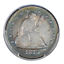 thumbnail 1 - 1875 Seated Liberty Twenty Cent Piece PCGS Very Fine Detail
