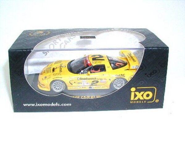 Chevrolet Corvette C5-R no.2 Winner 24 H Daytona 2001, IXO, 1 43