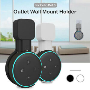 Wall-Mount-Hanger-Holder-Bracket-for-Amazon-Echo-Dot-3rd-Generation-Speaker-hot