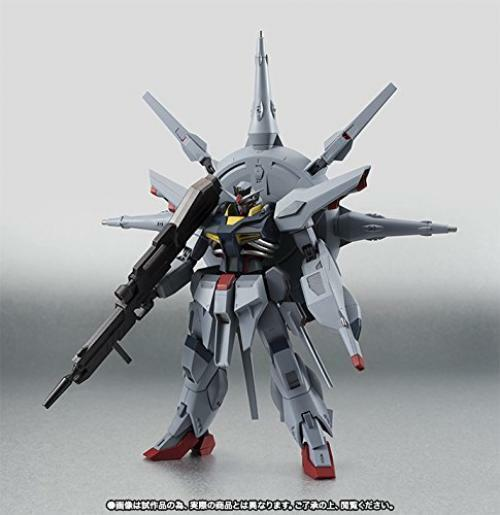 Nuevo Robot Spirits Lateral Ms Gundam Semilla Providencia Figura de Acción