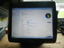 Micro Workstation 5a Pos Unit And Adjustable Stand Touch Screen