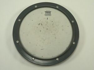 """Remo Weather King 8"""" Drum Practice Pad-afficher Le Titre D'origine Avoir à La Fois La Qualité De TéNacité Et De Dureté"""