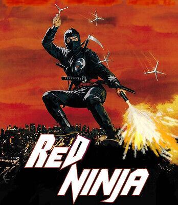 Red Ninja Comics