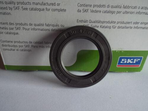 30x47x6mm SKF Oil Seal arbre double lèvre R23//TC 30x47x6 HMSA 10RG