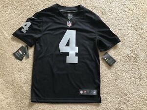 Details about Derek Carr Oakland Las Vegas Raiders Nike Vapor Untouchable Limited Jersey Small
