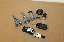 VW Caddy 2011-2015* complete lock and key set 2K5898375E INF New Genuine VW part