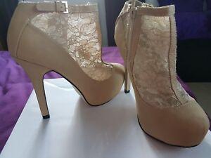 Detail Asos Boots Size 5 Lace YgZBwq1