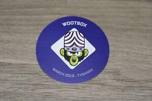 Pin Mojo Jojo - Powerpuff Girls - Exclusive Wootbox