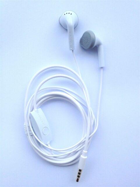 GENUINE NEW SAMSUNG EARPHONES HEADPHONES HANDSFREE ALL SAMSUNG MOBILES