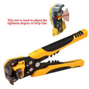 Automatic-Wire-Stripper-Crimping-Plier-Cable-Electrical-Cutter-Crimper-Kit-Tool