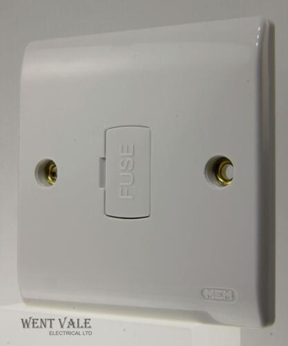 New Spur MEM Premera Range E200-13a Un-switched Fused Connection Unit