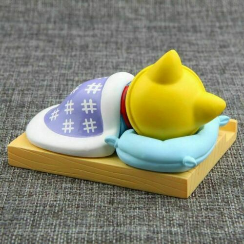 Details about The sleeping Doraemon Action figure Resin toys Doraemon Phone st