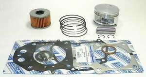 Std 54-231-20 Top End Rebuild Kit Honda 420 Rancher 09-14 TRX FM FE ATV 86.5mm
