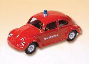 KOVAP  VW KÄFER  FEUERWEHR-Ausf<wbr/>ührung    Art. Nr. 0641