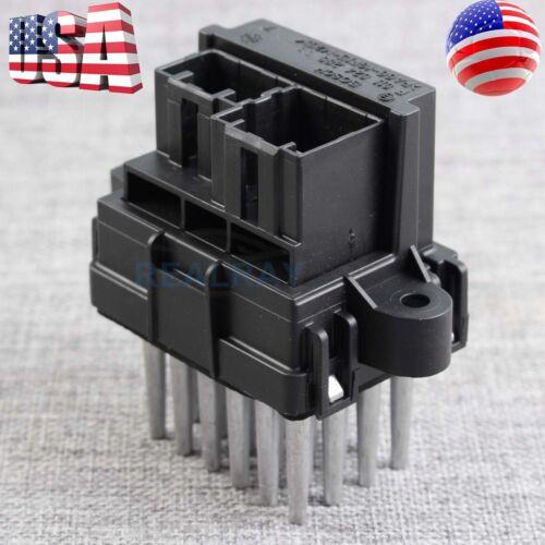 OEM A//C Heater Blower Motor Resistor Silverado Suburban Sierra 1500 2500 3500 HD