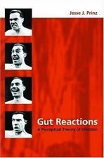 Gut Reactions: A Perceptual Theory of Emotion (Philosophy of Mind-ExLibrary