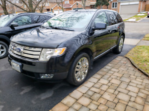 Reduced - 2008 Ford Edge Limited- AWD - 145,000 km $6,400