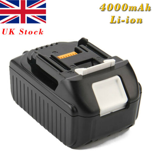 4.0AH 18V Li-ion Battery For Makita BL1815 BL1830 BL1840 BL1850 LXT400 194309-1