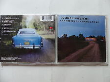 CD Album LUCINDA WILLIAMS Car wheels on a gravel road 558 338-2 Country