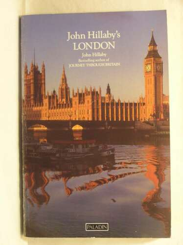 1 of 1 - John Hillaby's London (Paladin Books), Hillaby, John, Good Book