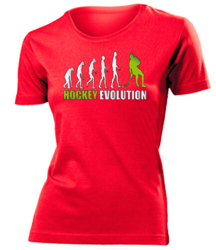 HOCKEY EVOLUTION T-Shirt Damen S-XXL