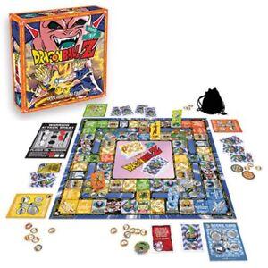 Dragon Ball Z NEW * Road Trip Board Game * 2-4 Players Anime Manga Aquarius
