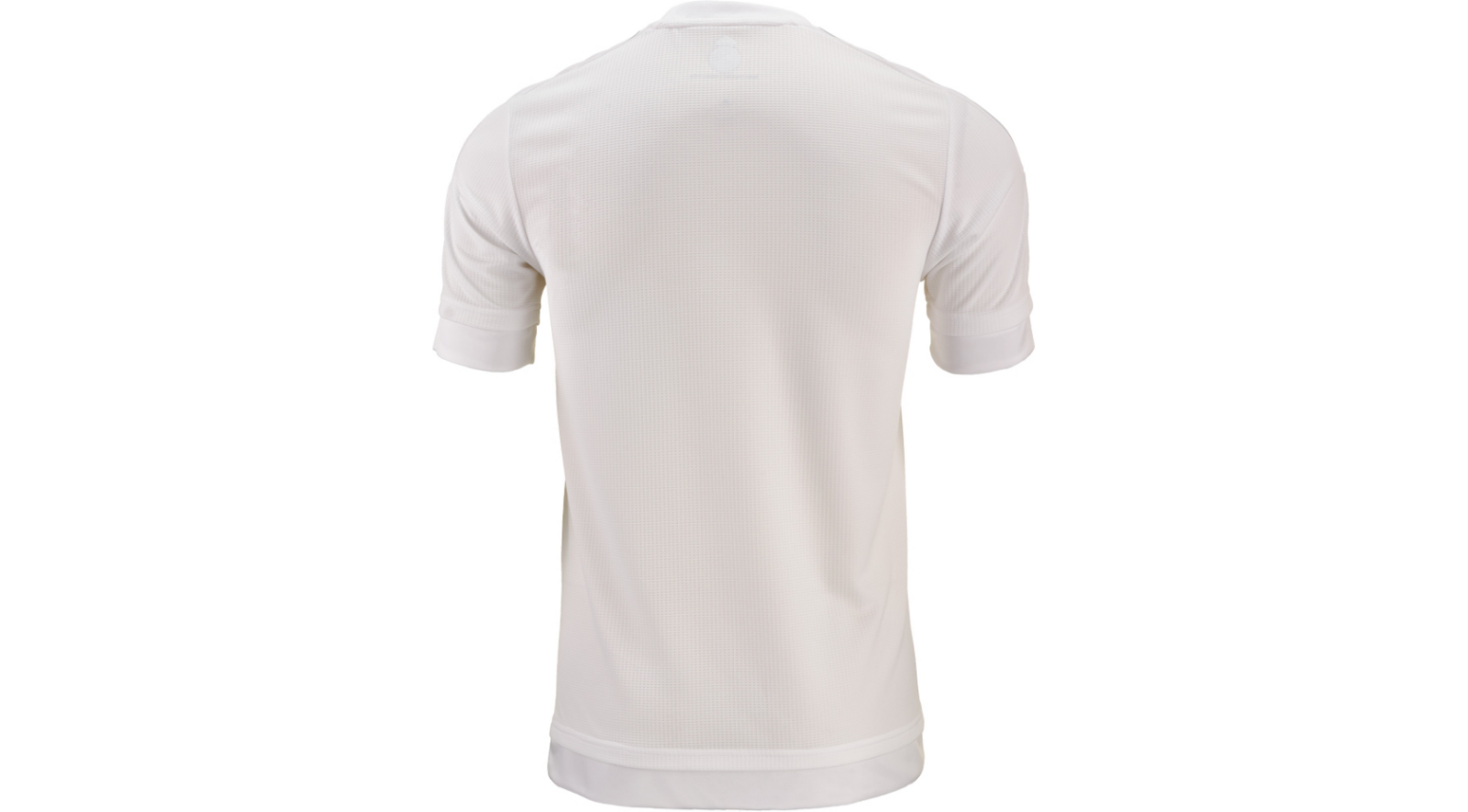 S12652 Adidas Real Madrid Home White Soccer Jersey Men S Size L 15 16 For Sale Online Ebay