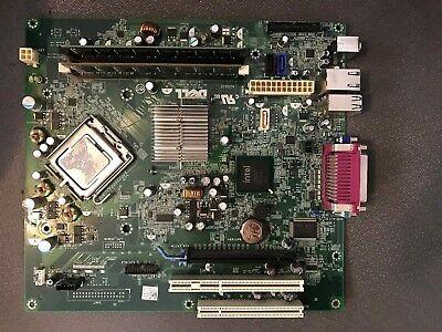 Dell Optiplex 380 TFF Motherboard 0HN7XN with Intel Core 2 Duo E7500@2.93GHz 4GB